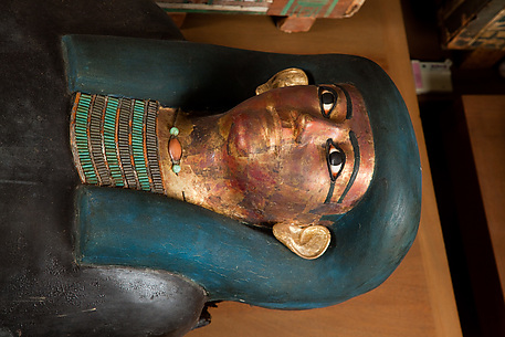 Inner Coffin of Nephthys