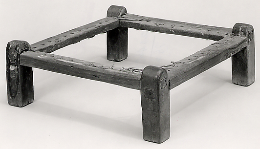 Low stool from Meir