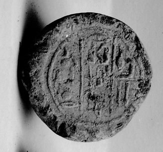 Funerary Cone the Royal Scribe Djehutynefer