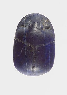 Uninscribed Scarab of Sithathoryunet