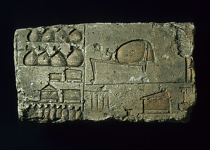 Relief with a bedroom and storerooms