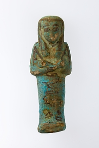 Worker Shabti of Henettawy (C), Daughter of Isetemkheb