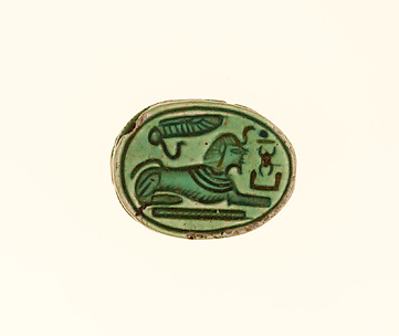 Scarab Inscribed With the Name Aakheperkare (Thutmose I)