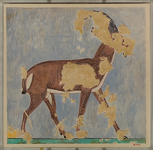 Ibex, Tomb of Amenhotep