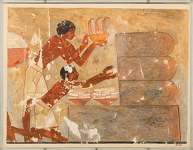 Gathering Honey, Tomb of Rekhmire