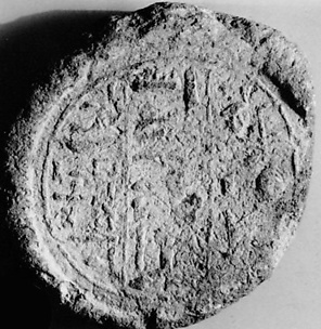 Funerary Cone of Nakht and His Wife Senhotep