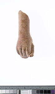 Right Hand of a Statuette
