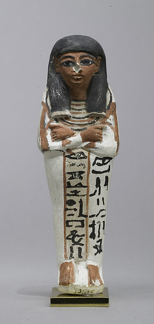 Shabti of Khabekhnet and Iineferty
