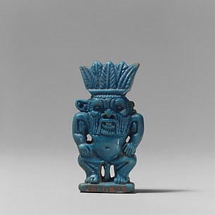 Amulet of the God Bes