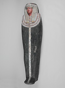 Painted Wooden Coffin of Nesiamun
