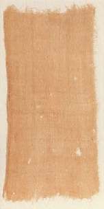 Sample of Linen with Pink Dye