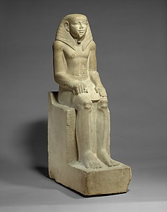 Seated Statue of the Steward Sehetepibreankh