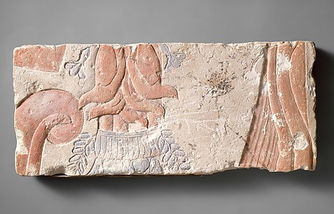Relief Fragments Depicting a Court Scene
