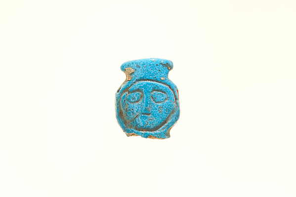 Bead, figurine (?), Hathor