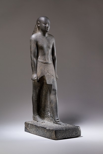 The God's Father, Prophet of Amun in Karnak, Ankhpakhered, son of Nesmin and Tadisetdiankh