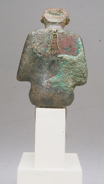 Seated Ptah