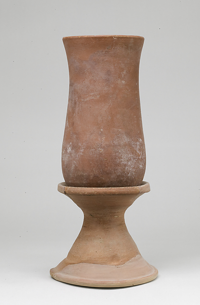 Red Ware Situla-shaped Jar from Malqata