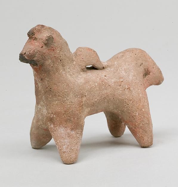 Figurine, donkey