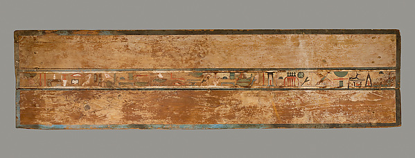 Coffin of Khnumhotep