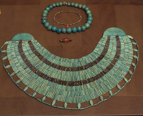 Collar Necklace of Hapiankhtifi