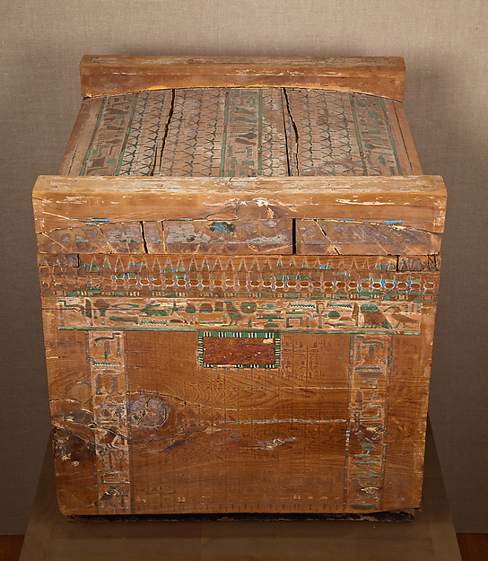 Canopic chest of Hapiankhtifi
