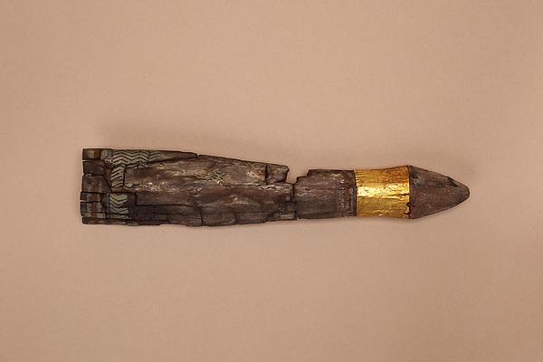 Sheath for a Model Dagger