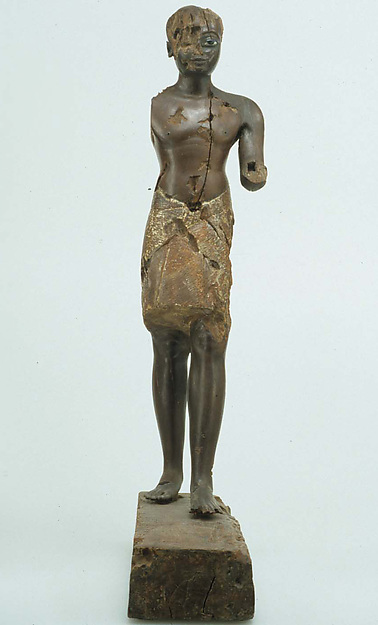 Statuette of a Young Man