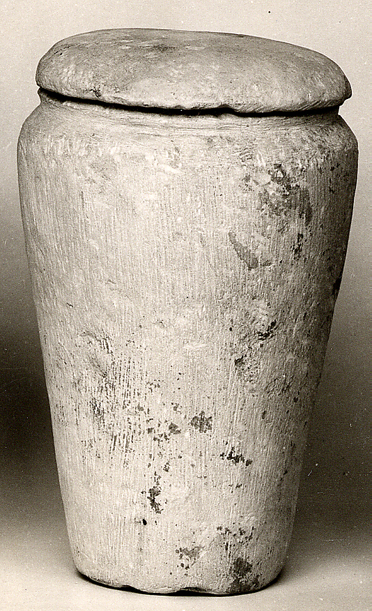 Canopic jar of Perneb