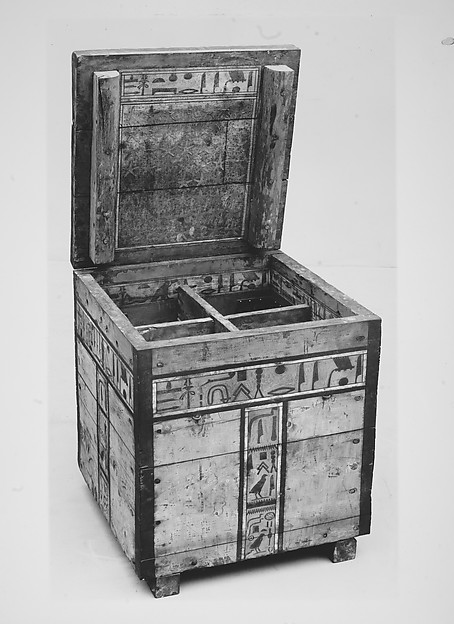 Canopic chest of Ukhhotep