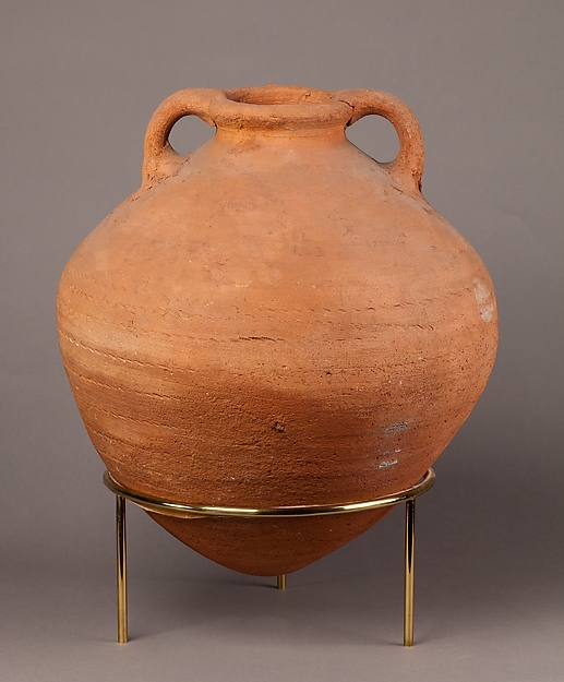 Round-Bottomed Jar