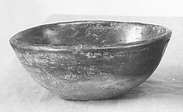 Kerma ware bowl