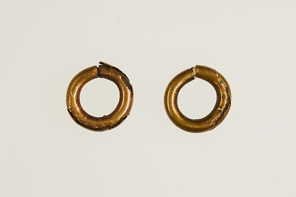 Pair of Earrings (with 16.10.311)
