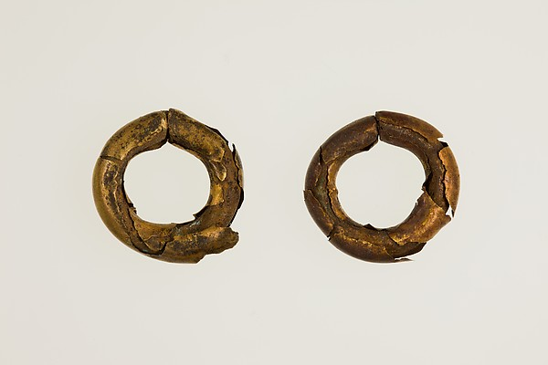 Pair of Earrings (with 16.10.313)