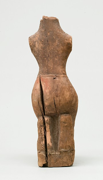 Statuette of a Kneeling Man