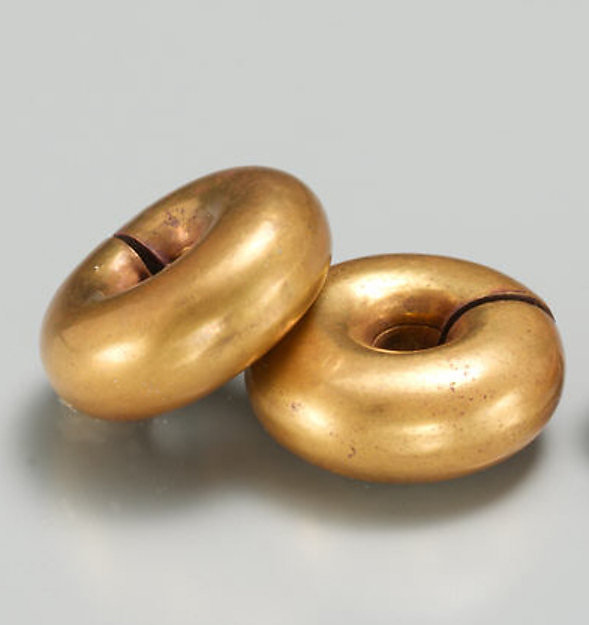 Pair of Penanular Earrings (with 16.10.474)