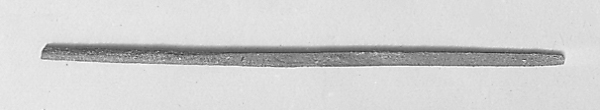Chisel or Awl From Foundation Deposit 2 of Hatshepsut's Valley Temple