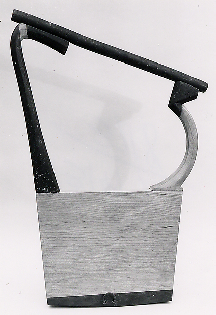 Partially Restored Oblique Lyre
