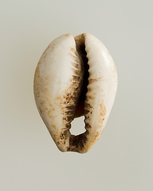 Shell pendant or bead