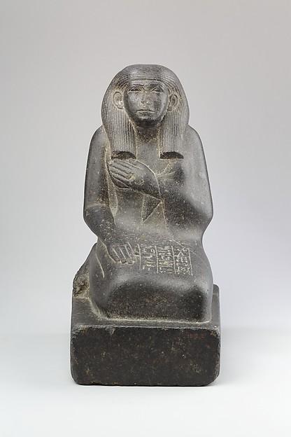 Statue of the Nurse Sitsnefru