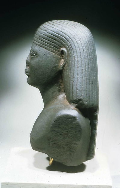 Bust of an Administrator of the Domain of Neith