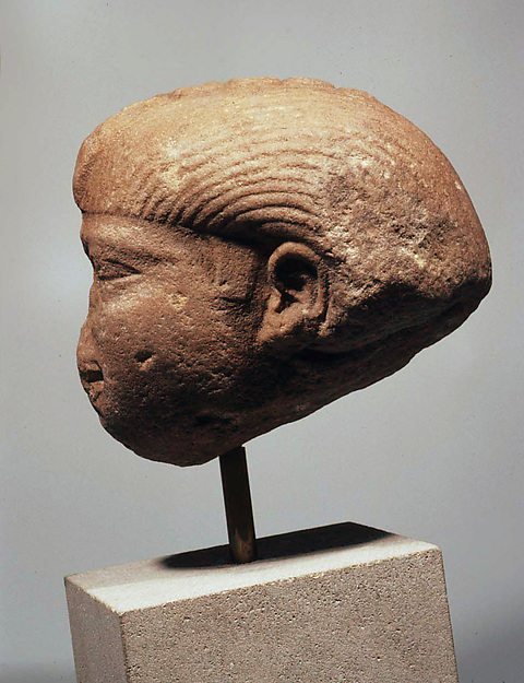 Head of a Sphinx
