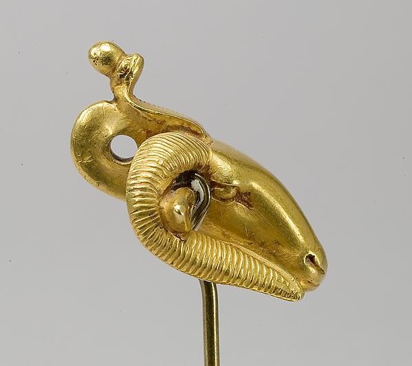 Ram's-head Amulet