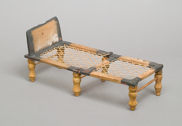 Model of a Folding Bed