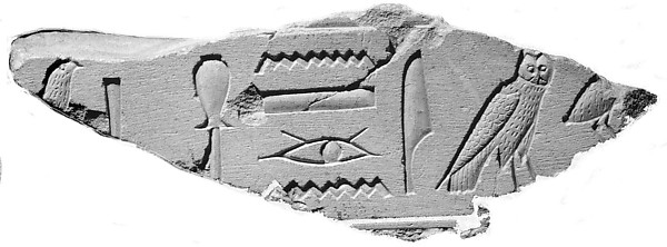 Relief Fragments from the Henenu Stele