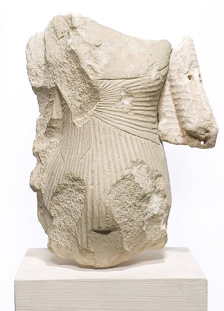 Princess torso with garment