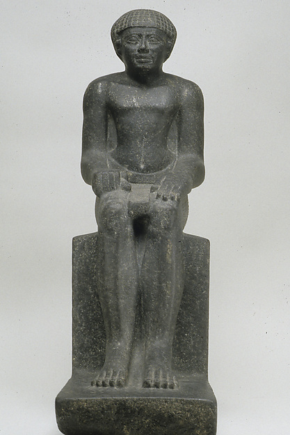 The Chief of Police, Mentuhotep