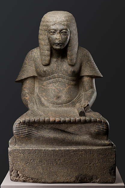 Haremhab as a Scribe of the King