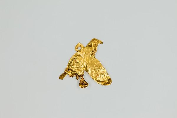 Vulture amulet