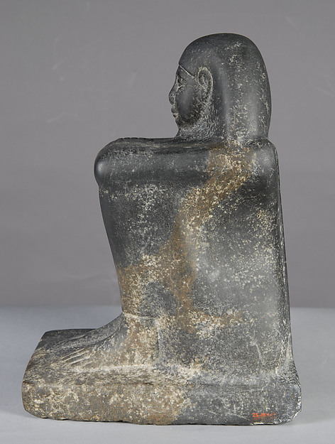 Block Statue of Porter Amenemhat