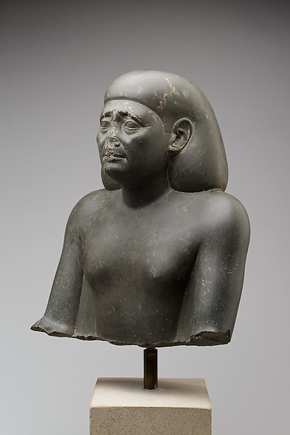 Bust of an Official